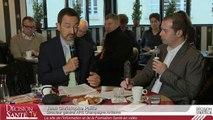 Les Editoriales - Reims le 27/11/14 - Jean-Christophe Paille, directeur général de l'ARS Champagne-Ardenne