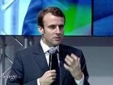 Quand Macron brise les tabous français