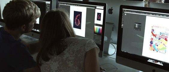 Design Graphique - Présentation de la formation - ESMA