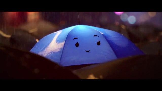 Blue Umbrella Short (Pixar - 2013)