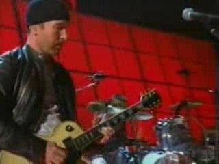 """U2 """"walk on live"""""""