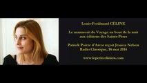 Louis-Ferdinand CÉLINE _ le manuscrit de Voyage au bout de la nuit publié ! (2014)