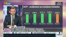 SCPI: Les grandes tendances sur les rendements au troisième trimestre: Jonathan Dhiver - 05/12
