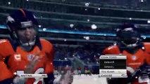NFL Super Bowl 48 | Seahawks vs Broncos - MANNING vs SHERMAN, Highlights, Madden Sim