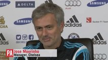Jose Mourinho: Frank Lampard is now against Chelsea
