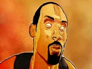 Nike Kobe Animado Basket