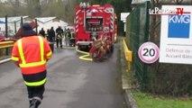 Essonne : simulation d'incendie sur un site Seveso