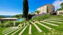 A vendre - Maison/villa - Grasse (06130) - 6 pièces - 650m²