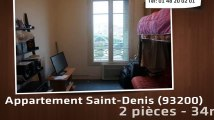 A vendre - Appartement - Saint-Denis (93200) - 2 pièces - 35m²