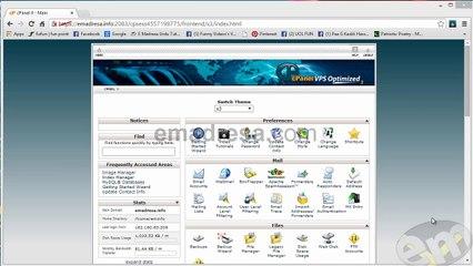Cpanel Urdu Tutorials FTP Accounts