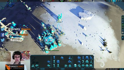 Planetary Annihilation : Galactic War 02