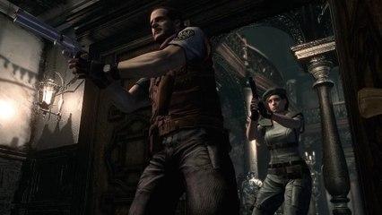 Resident Evil HD Remaster - 60 fps trailer de Resident Evil HD Remaster