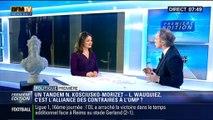"""Politique Première: Nomination de Kosciusko-Morizet et Wauquiez à la direction de l'UMP: """"Sarkozy fait du Hollande"""" - 05/12"""