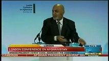 Afghan President Ashraf Ghani Speech at London Conference on Afghanistan December 4, 2014