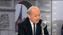"""Mistral: """"on pourrait ne jamais livrer"""" a déclaré Jean-Yves Le Drian"""