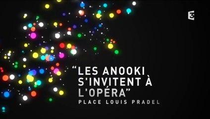 Fête des lumières 2014 : les Anooki s'invitent à l'Opéra