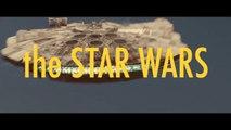 Et si le réalisteur Wes Anderson avait fait la bande-annonce de STAR WARS episode VII, The Force Awakens...