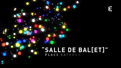 Fête des lumières : Salle de Bal(let), place Sathonay