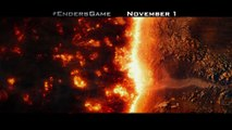 ENDER'S GAME _ Aliens Nearly Destroyed Us