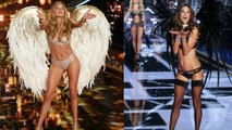 Sexiest Victoria's Secret Model Looks | Victoria's Secret Fashion Show 2014