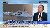 Culture Geek: Sous-marin et jet-ski de luxe, combinaison anti-requins, le numérique prend la mer! - 05/12