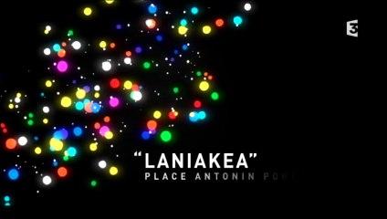 Fête des lumières 2014 : Laniaeka, place antonin Poncet