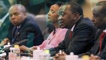 ICC Prosecutor Drops Charges Against Kenyan President: Kenyan TV
