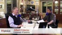 """Le Top Flop: Albert Uderzo """"François Hollande, c'est Astérix"""" / Thierry Lepaon s'accroche"""