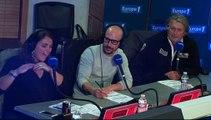 Valérie Bénaïm et Jean-Luc Lemoine en mode ninja