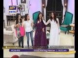 Nida Yasir wishes you a good morning in 'Good Morning Pakistan' - Generic Promo - ARY Digital