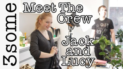 Meet The Crew: Jack Ayers (Cinematographer) & Lucy Attwood (Production Designer)