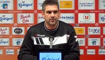 L1-J16 / REIMS-EAG: la conférence de presse d'avant match de Jocelyn Gourvennec