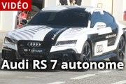 Audi Piloted Driving : 01net a testé la voiture autonome sur circuit