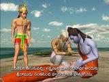 Hanuman Chalisa New - 3D animation video songs  mp3 mp4