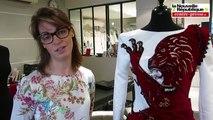 VIDEO. Poitiers : une robe écarlate pour Miss Poitou-Charentes