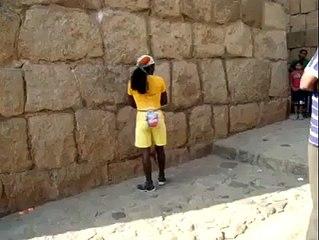 To subindo as paredes