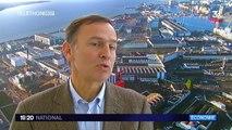 Une commande de 1,2 milliard d'euros pour les chantiers navals de Saint-Nazaire