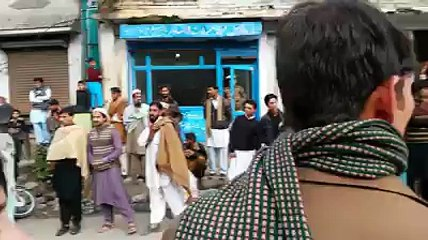 shangla people chanting go nawaz go and diseali
