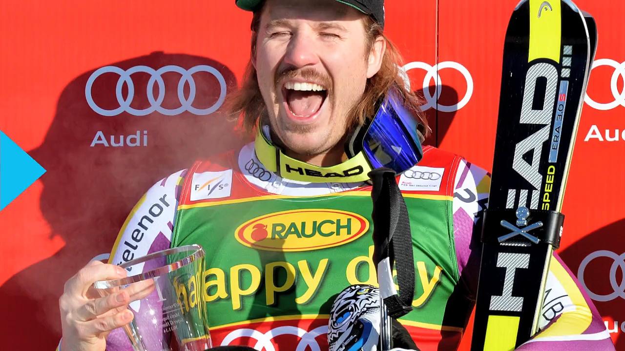 Jansrud Wins 3rd Straight World Cup Race