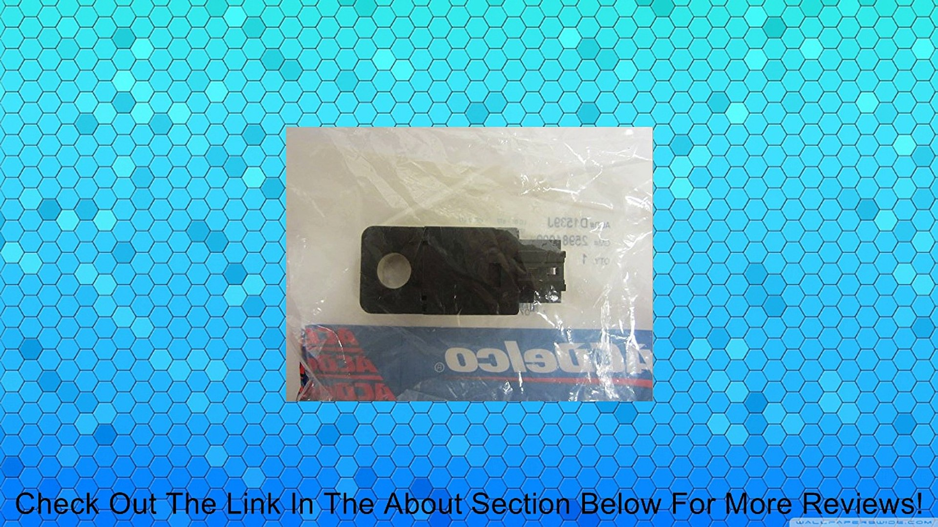 Brake Light Switch ACDelco GM Original Equipment D1539J