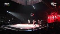 141203 BTS v s Block B Danger/Her Rap/Dance Battle MAMA