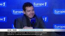 EXTRAIT – Gaël Brustier. La « manif pour tous » : le mai 68 conservateur