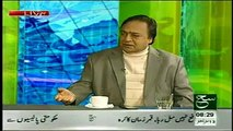 Media and Public Exposed Real Face of Pakistani Politicians Latest Views Show 6-12-2014