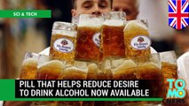 Goodbye Alcoholics Anonymous New anti-drinking pill reduces your cravings for alcohol.
