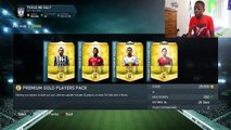 FIFA 14: TOTY PACK OPENING! (FIFA 14 Ultimate Team Pack Highlights)