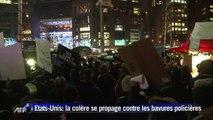 Etats-Unis: la colère se propage contre les bavures policières