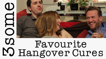 Favourite Hangover Cures