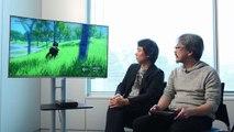 Legend of Zelda Wii U Gameplay Demo (HD)