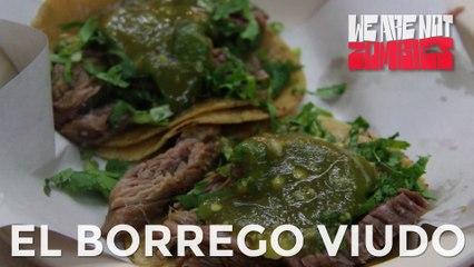 El Borrego Viudo | Tacología