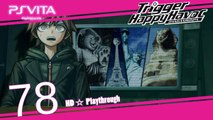 Danganronpa Trigger Happy Havoc (PSV) - Pt 78 【Chapter 6 : Ultimate Pain Ultimate Suffering Ultimate Despair Ultimate Execution Ultimate Death - Class Trial】